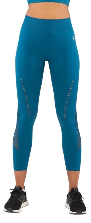 Женские тайтсы Essential Knit blue FA-WH-0202-BLU, синий