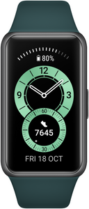 Фитнес-браслет Huawei Band 6 зеленый