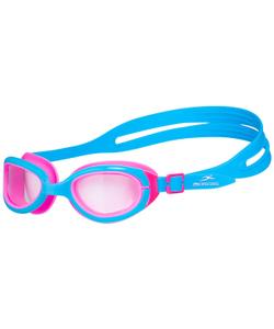 Очки для плавания Friggo Light Blue/Pink, подростковые