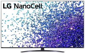 """Телевизор LG 75NANO766PA 75"""" (191 см) синий"""