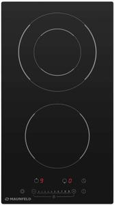 Электрическая варочная поверхность MAUNFELD EVCE.292F.D-BK черный