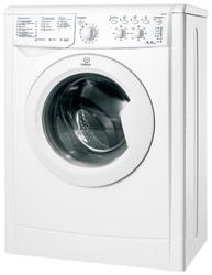Стиральная машина Indesit IWUC 4105 белый
