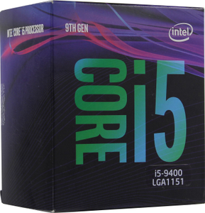 Процессор Intel Core i5-9400 BOX