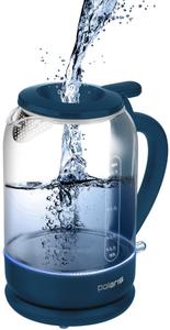 Чайник электрический Polaris PWK 1759CGL синий