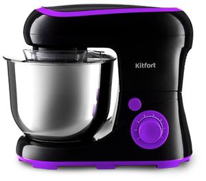 Миксер стационарный Kitfort КТ-3046-1 фиолетовый