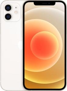 Смартфон Apple iPhone 12 MGJ63RU/A 64 Гб белый