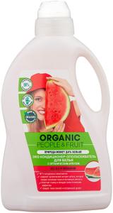Кондиционер-ополаскиватель для белья с органическим арбузом 1500мл Organic People