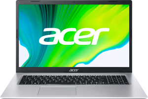 Ноутбук Acer Aspire 3 NX.A6TER.002 (A317-33-P2T2) серебристый