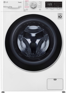 Стиральная машина LG F4V5TG0W белый