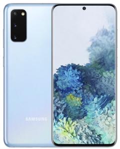 Смартфон Samsung Galaxy S20 128 Гб голубой