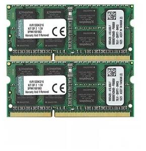 Оперативная память Kingston [KVR13S9K2/16] 8 Гб DDR3
