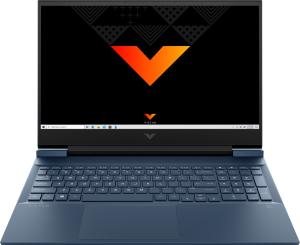 Ноутбук игровой HP Victus 16-e0066ur (4E1J9EA) синий