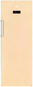 Морозильный шкаф BEKO FNKW290E21SB золотой