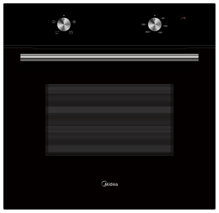 Духовой шкаф Midea MO13000GB черный