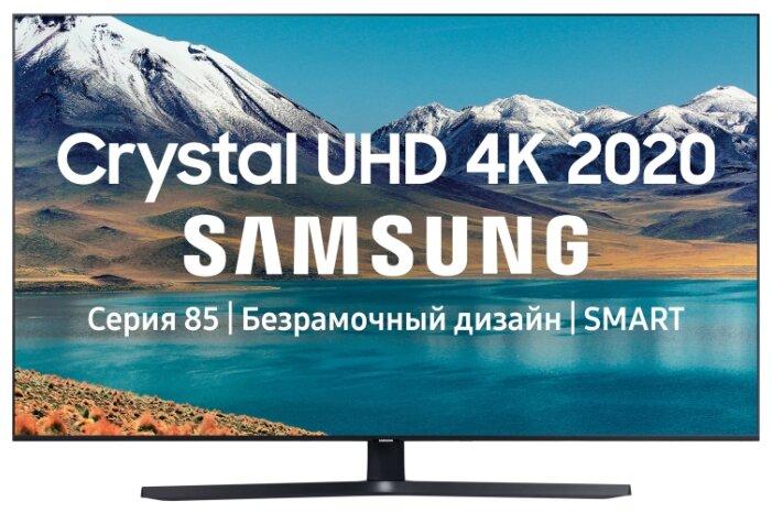 """Телевизор Samsung UE43TU8500UXRU 43"""" (109 см) черный"""