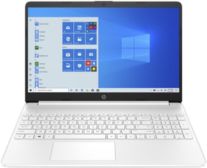 Ноутбук HP 15s-eq1276ur (2X0M8EA) белый