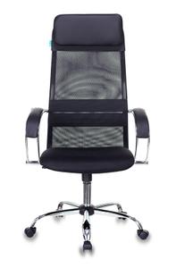 Кресло для руководителя Бюрократ CH-608SL черный