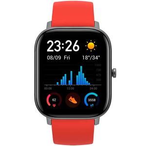 Смарт-часы Xiaomi A1914 (GTS) оранжевый