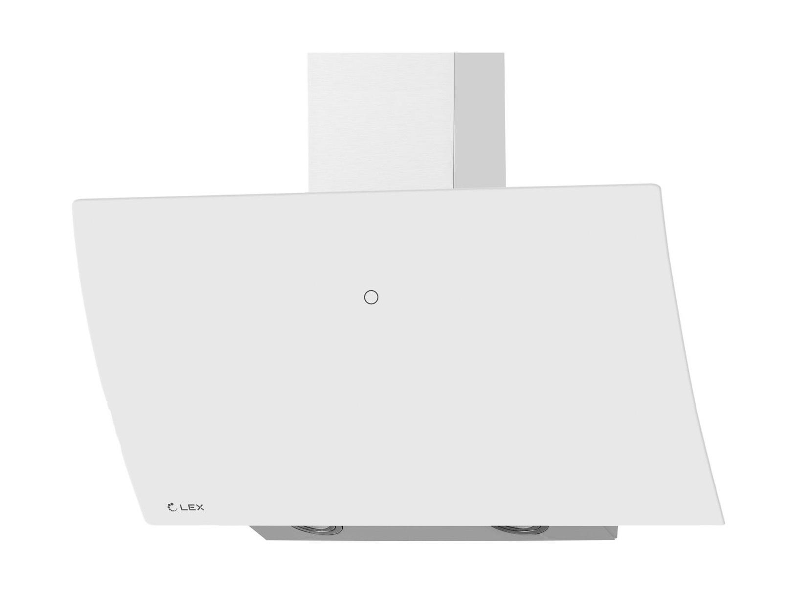 Вытяжка LEX Plaza GS 900 WH белый