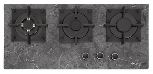 Газовая варочная панель GEFEST ПВГ 2150-01 К93 серый