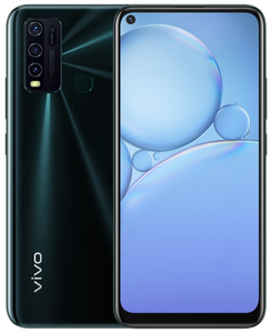 Смартфон Vivo Y30 64 Гб черный