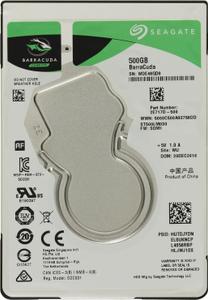 Жесткий диск Seagate BarraCuda [ST500LM030] 500 Гб