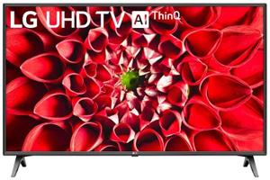 """Телевизор LG 70"""" 70UN71006LA черный (замена матрицы)"""