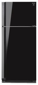 Холодильник Sharp SJ-XP59PGBK черный