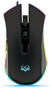 Мышь проводная Sven RX-G750 черный