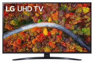 """Телевизор LG 43UP81006LA 43"""" (108 см) черный"""