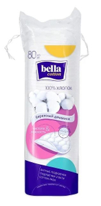 Ватные диски 80шт Bella