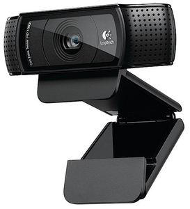 Logitech Webcam C920-С (RTL) (USB2.0, 1920x1080, микрофон) < 960-000945 >