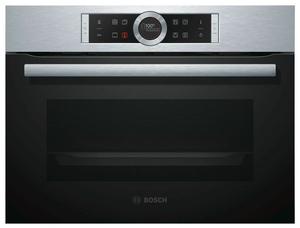 Духовой шкаф Bosch CBG633NS3 серебристый