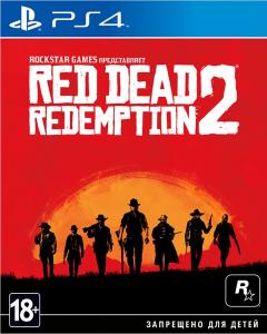 Игра на PS4 Red Dead Redemption 2 [PS4, русские субтитры]