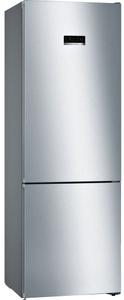 Холодильник Bosch KGN49XI20R серебристый