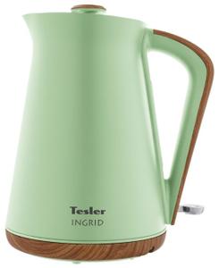 Чайник электрический TESLER KT-1740 зеленый