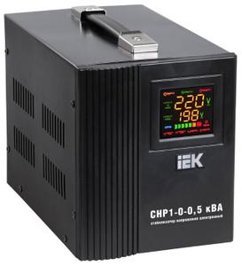 IEK Стабилизатор напряжения серии HOME 0,5 кВА (СНР1-0-0,5)