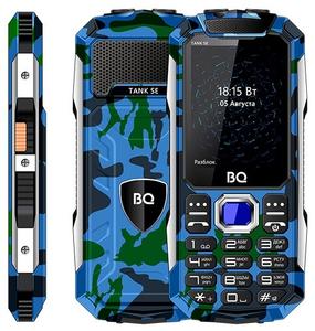 Сотовый телефон BQ-2432 Tank SE Камуфляж