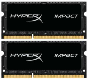 Оперативная память HyperX [HX316LS9IBK2/8] 8 Гб DDR3