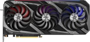 Видеокарта Asus GeForce RTX 3080Ti [ROG-STRIX-RTX3080TI-O12G-GAMING] 12 Гб