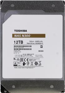 Жесткий диск Toshiba N300 [HDWG21CUZSVA] 12 ТБ