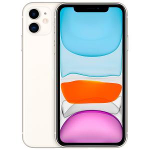 Смартфон Apple iPhone 11 MHDQ3RU/A NEW 256 Гб белый
