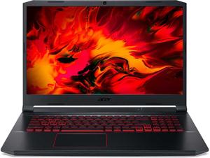 Ноутбук игровой Acer Nitro 5 (AN517-52-767F) черный