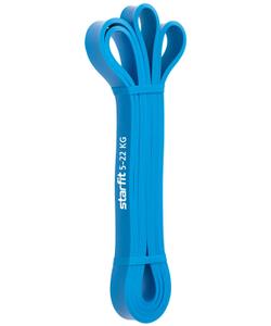 Эспандер многофункциональный STARFIT ES-802 ленточный 5-22 кг, 208 х 2,2 см, синий