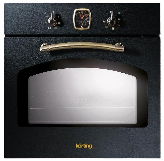 Духовой шкаф Korting OKB 460 RN черный