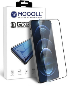 Защитное стекло Mocoll Platinum для Apple iPhone 12