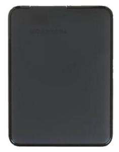 Внешний HDD накопитель Western Digital Elements Black EXT [WDBMTM0010BBK-EEUE] 1Тб