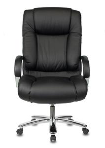 Кресло для руководителя Бюрократ T-9925SL черный