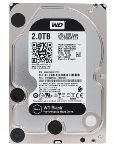 Жесткий диск Western Digital Black [WD2003FZEX] 2 ТБ