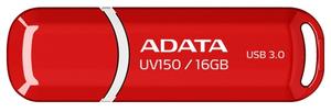 ADATA DashDrive UV150 < AUV150-16G-RRD > USB3.0 Flash Drive 16Gb